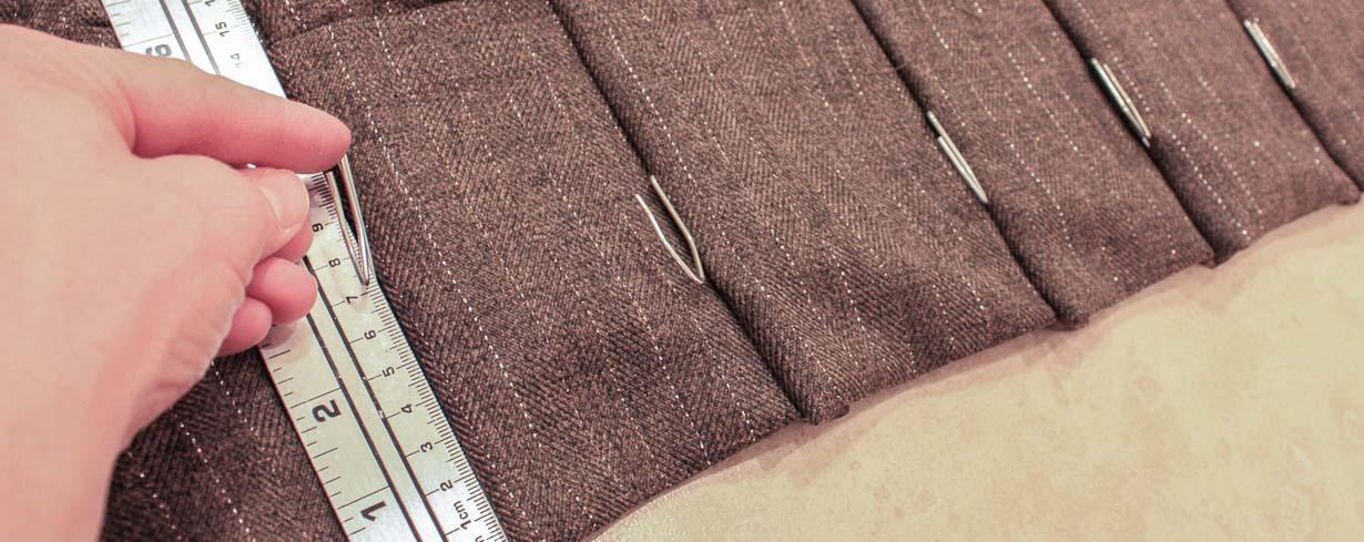Tekstiili paigaldus